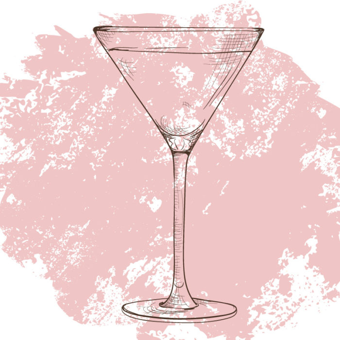 Image of Envy Vodka, Cosmopolitan cocktail
