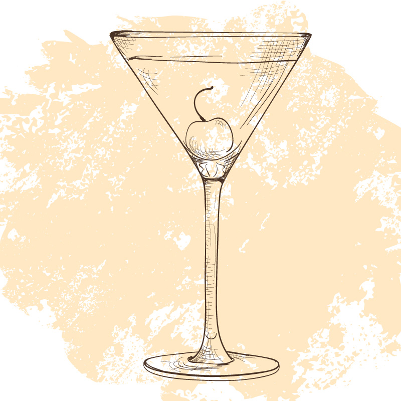 Image of Envy Gin, Gimlet cocktail