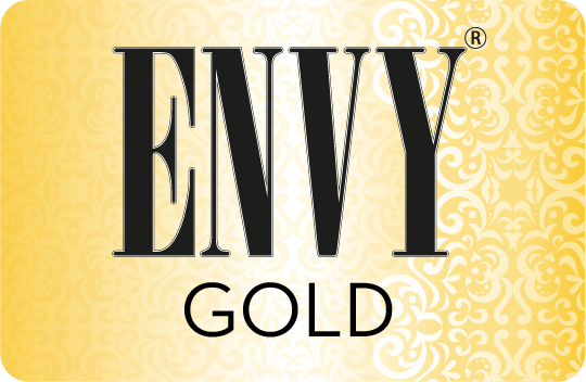 Envy Savers Club Gold logo