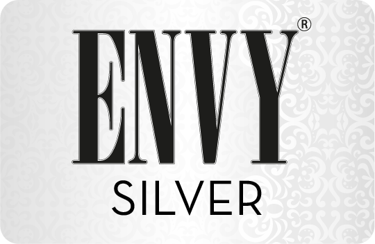 Envy Savers Club Silver logo